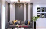 Ấn tượng khó phai với nội thất sang trọng dành cho chung cư