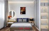 Biến hóa căn hộ chung cư theo phong cách hiện đại trẻ trung