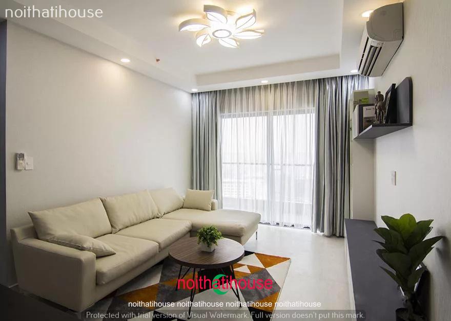 Thiết kế nội thất chung cư chuẩn phong cách hiện đại