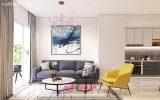 Thiết kế nội thất chung cư ấn tượng từ cái nhìn đầu tiên