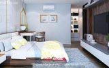 Mang thiên nhiên vào trong căn hộ chung cư cao cấp