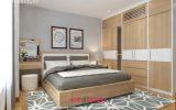 Thiết kế nội thất chung cư Vinaconex 7 nhà chị Hoa đẹp lung linh